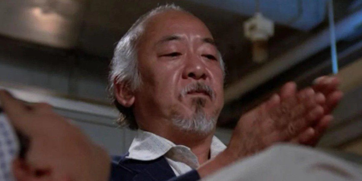 The Karate Kid's Pat Morita Had A Pitch For A Fifth Movie