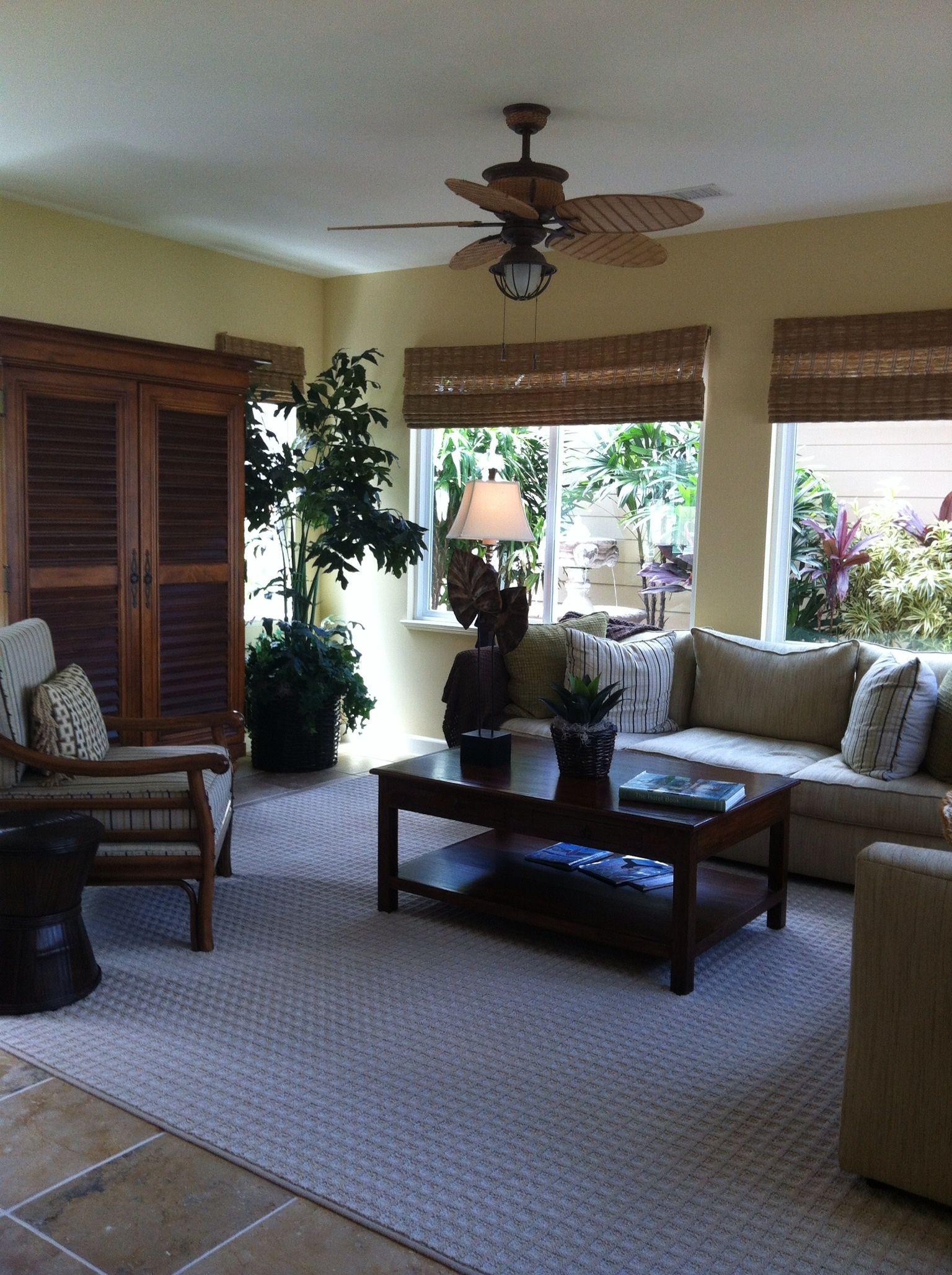 Beach House Style Decorating, Sunroom Decorating, Sunroom Designs