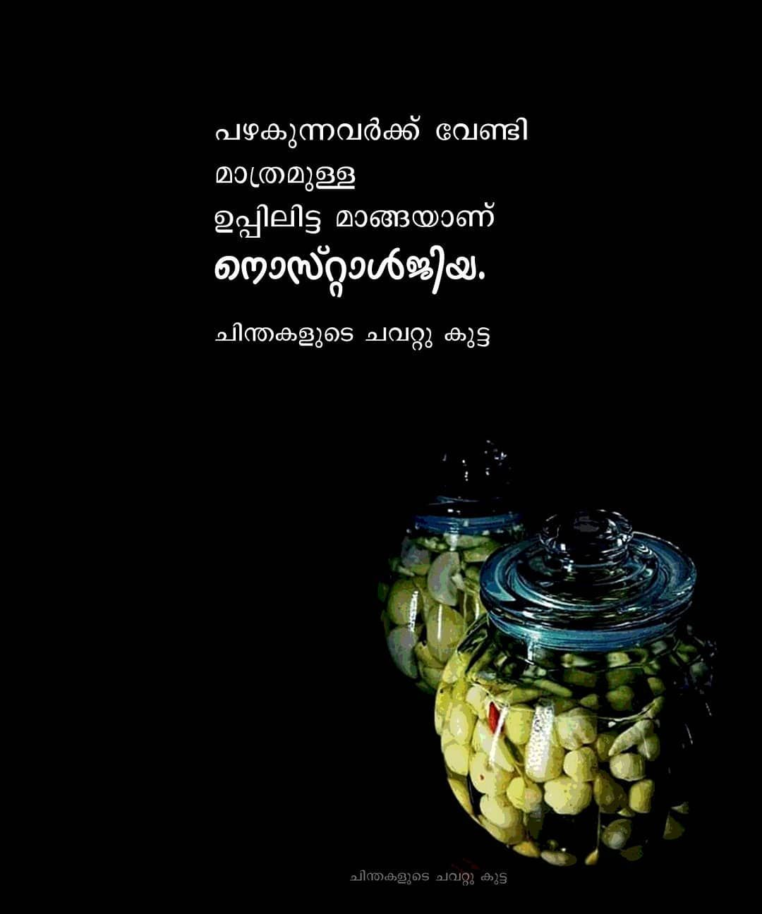 Image May Contain Text Nostalgic Quote Malayalam Quotes Quotable Quotes