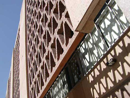 Brise Soleil Architectural Inspiration Brick Suppliers Facade