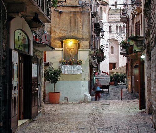 Bari (Italy) - Bari Antica