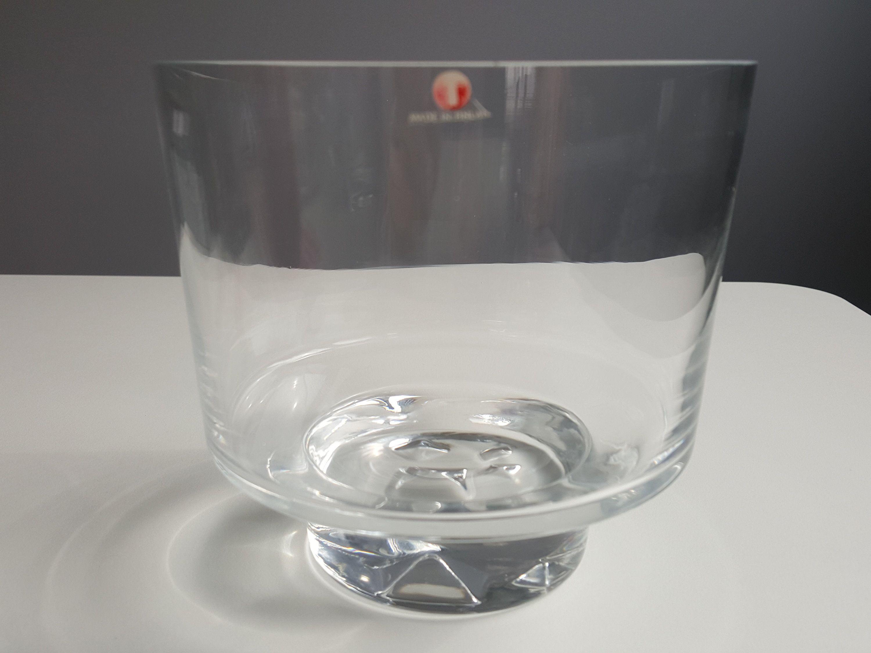 Iittala Vase Called Ice Breaker Designed By Tapio Wirkkala