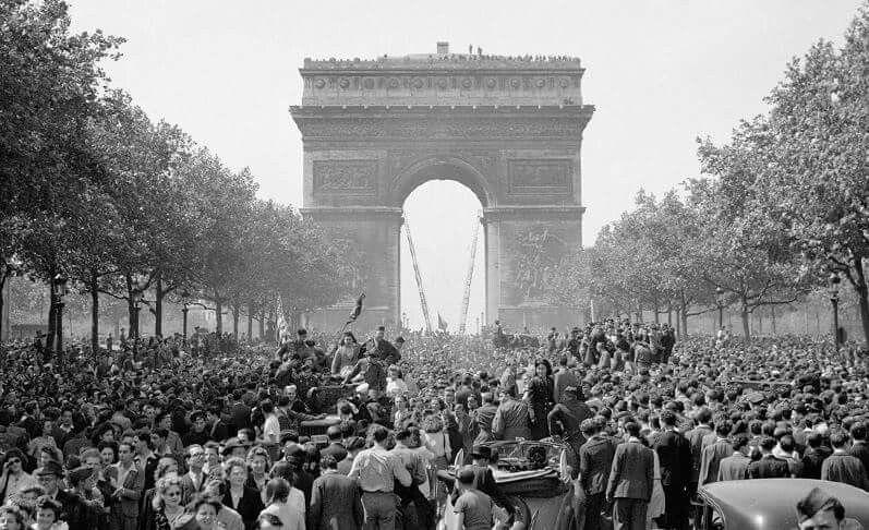 París 🗼 8-5-1944