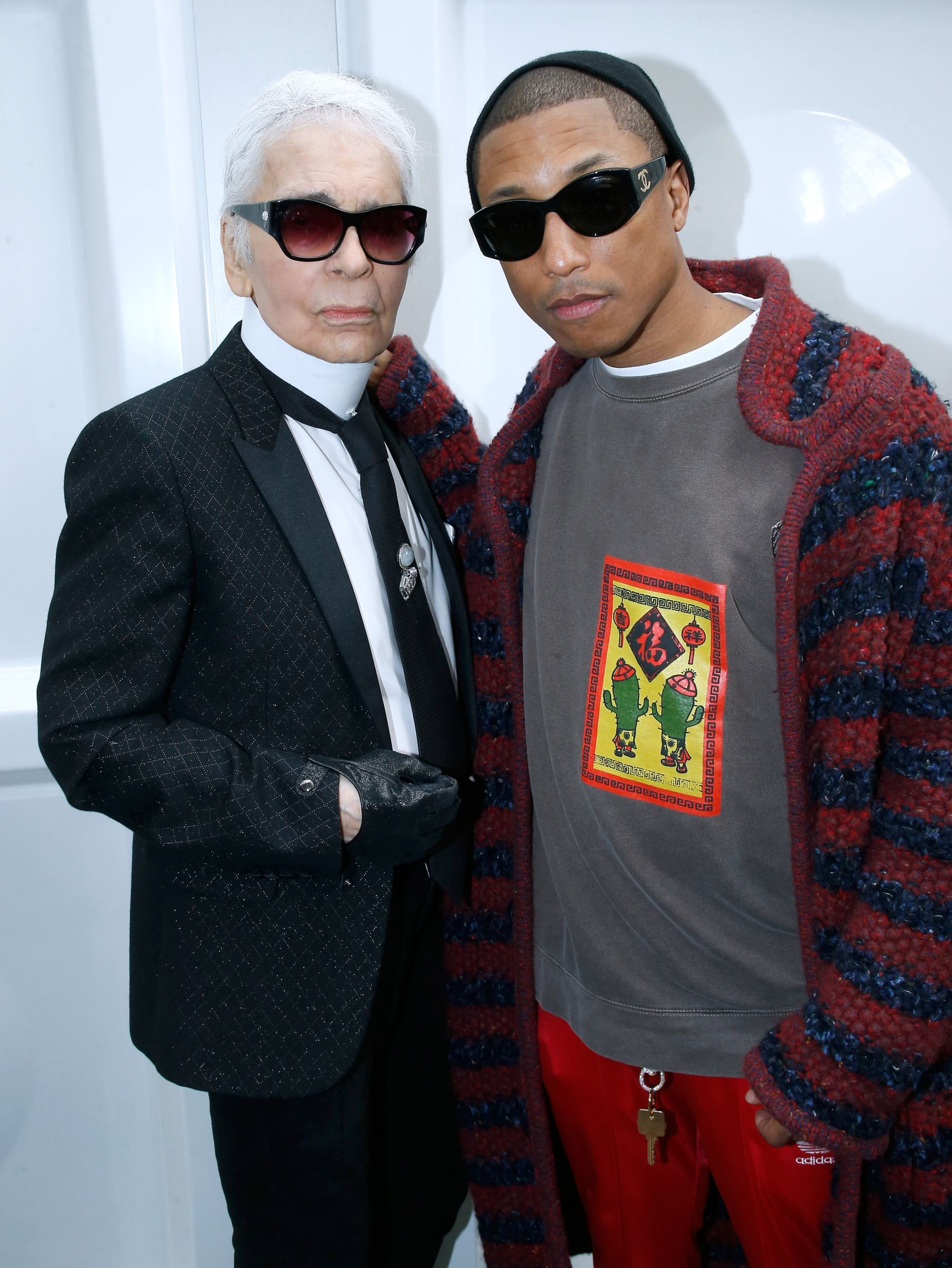 01953ef2f0e Pharrell Williams et Chanel annoncent une collection capsule pour avril 2019