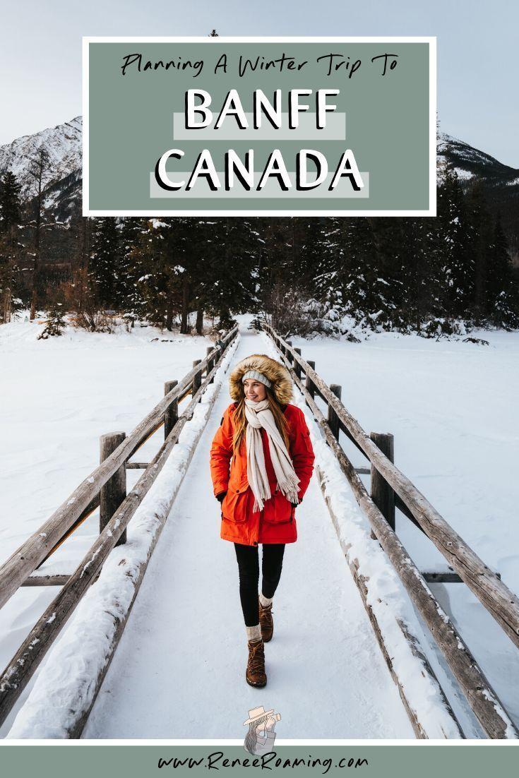 Photo of Planificación de un viaje a Banff en invierno: lea esto antes de visitar