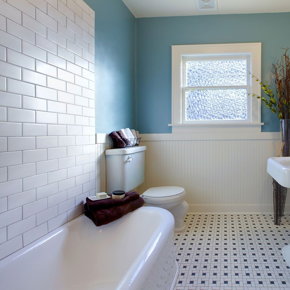 Chalk Farm Smooth Matt 200x100 Tiles | bathroom | Pinterest ...