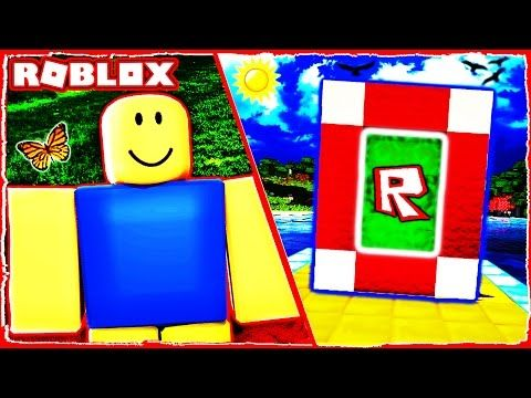 Minecraft Roblox - How to Make a Portal to ROBLOX