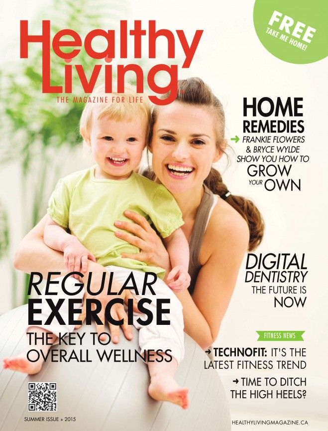 Healthy Living Summer 2015   Healthy Living Magazine