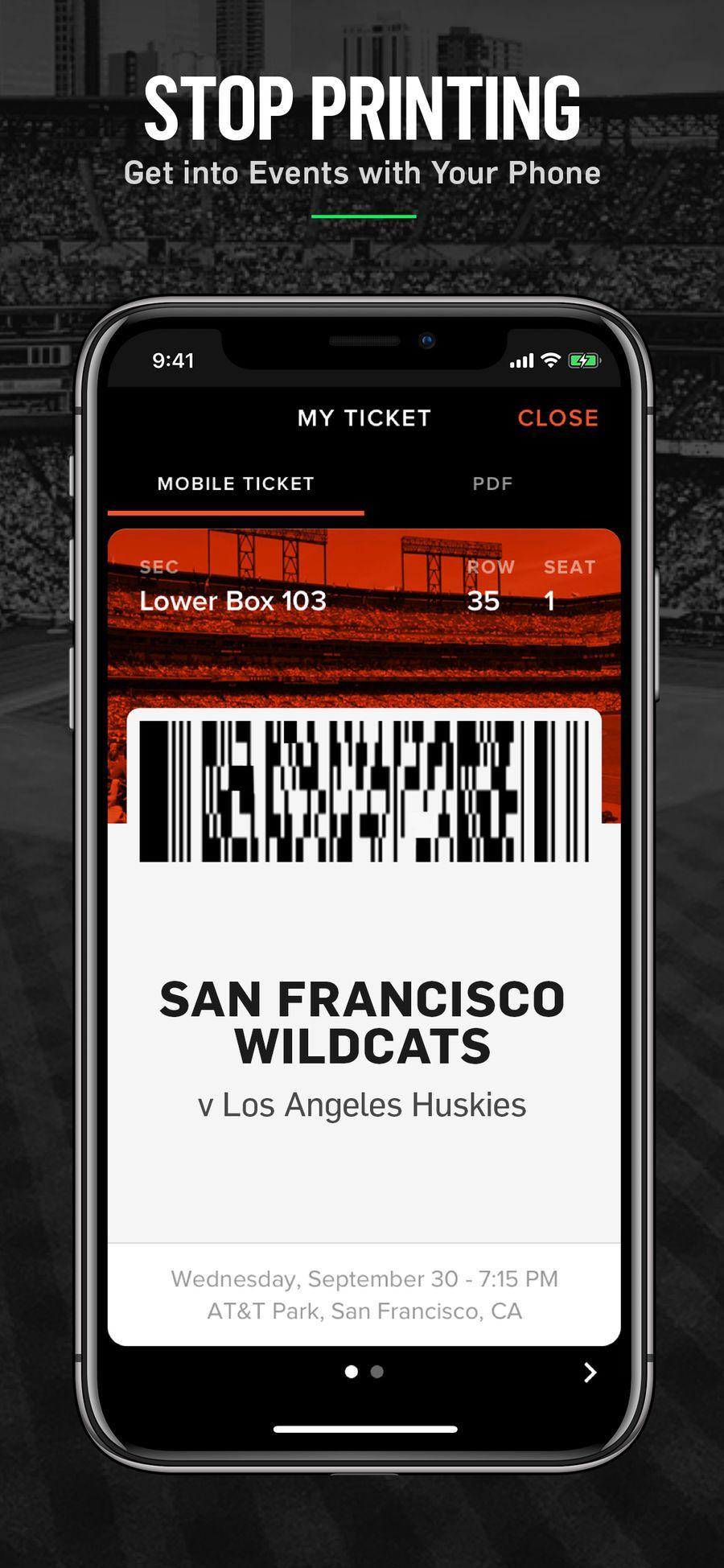 Gametime ¡¤ Last Minute Tickets SportsEntertainmentapps