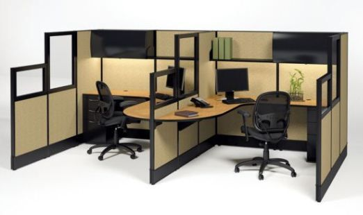 Herman Miller Office Cubicles