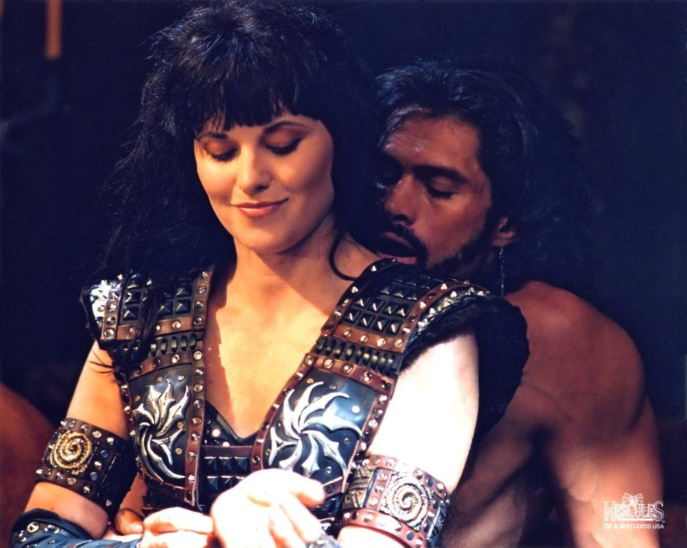 xena and ares relationship to other gods