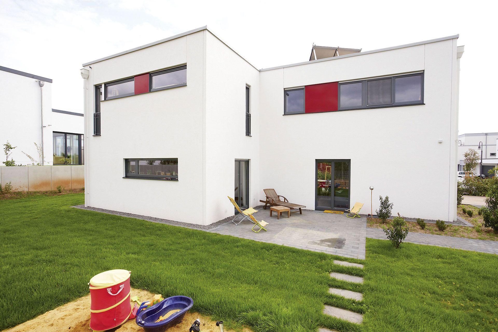 Was Ist Ein Bauhaus trevi puristisch futuristisch klar das fertighaus modell trevi