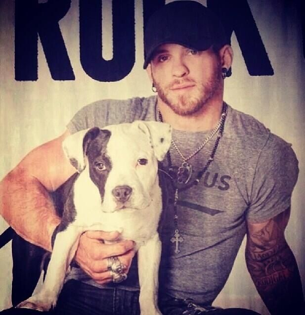 BG and his puppy