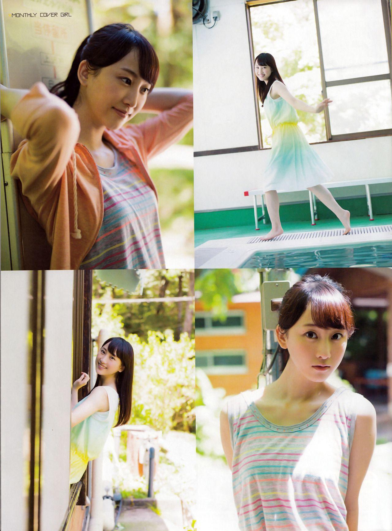 Matsui Rena (松井玲奈) - #SKE48 #TeamE / #NGZK46 - #Nogizaka46 #senbatsu #japan #idol #jpop #gravure