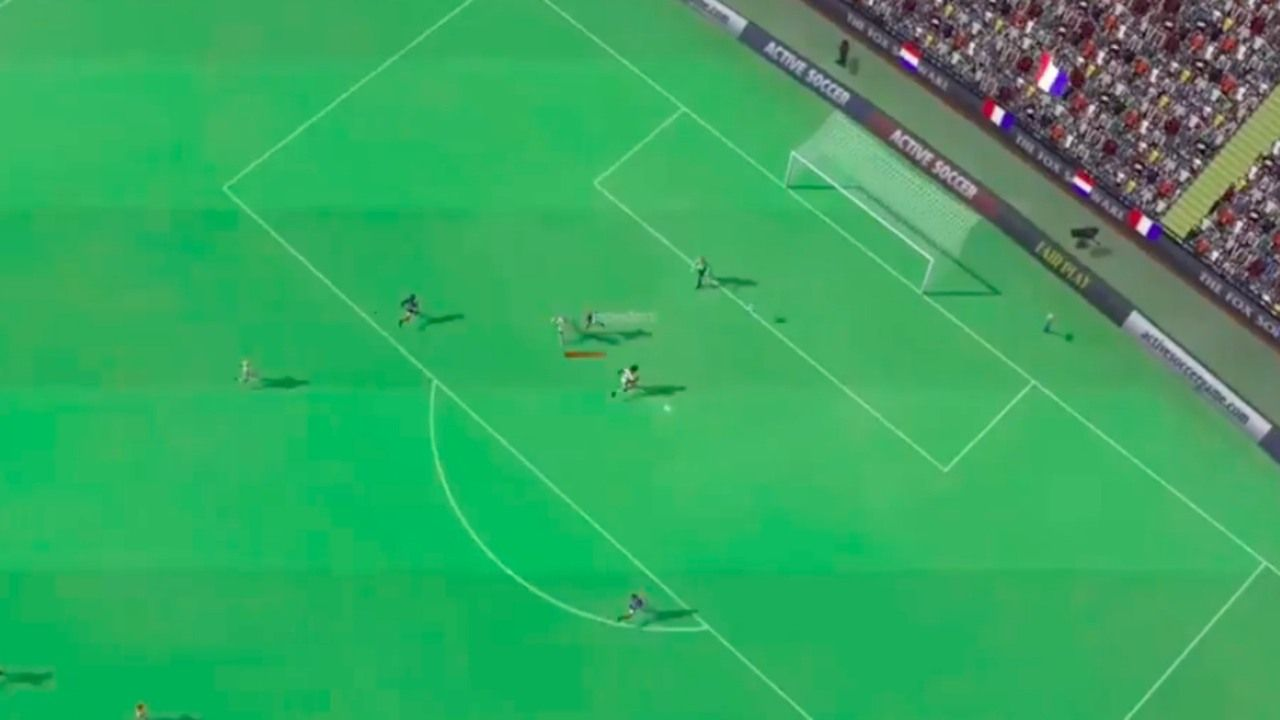 Active Soccer 2 DX Official Gameplay Trailer Get on the