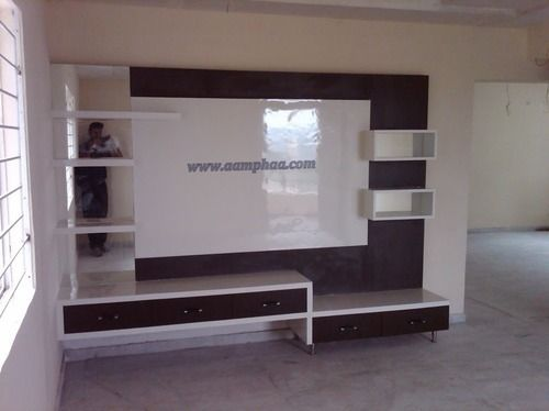 Wall Units For Living Room India Google Search Tv Unit Design