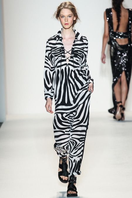 Rachel Zoe | Spring 2014 Ready-to-Wear Collection | Style.com