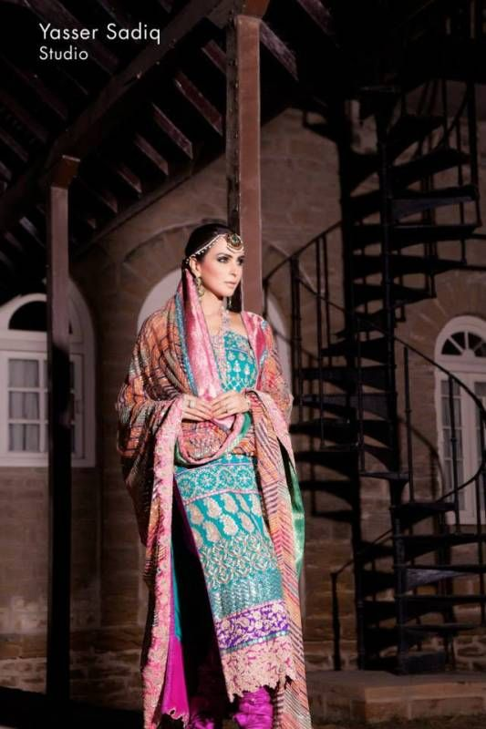 Collection 2013 By Umar Sayeed