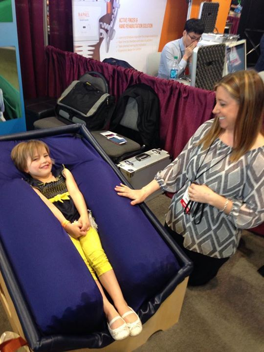 """Sensory Integration Room Design: Meet The """"Sensory Lounger"""", It's A New Device Developed By"""