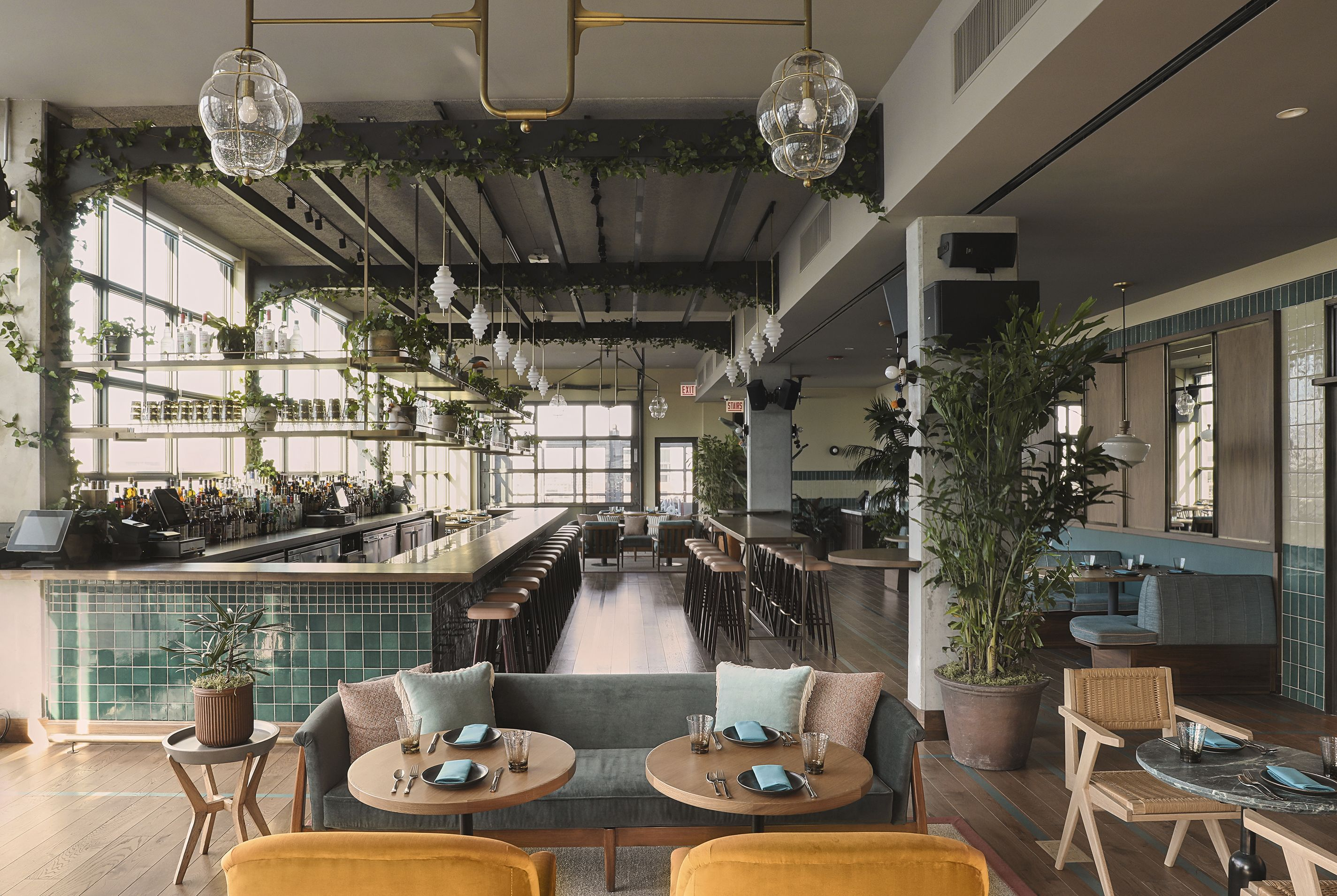 Boutique hoxton hotel makes its fulton market debut