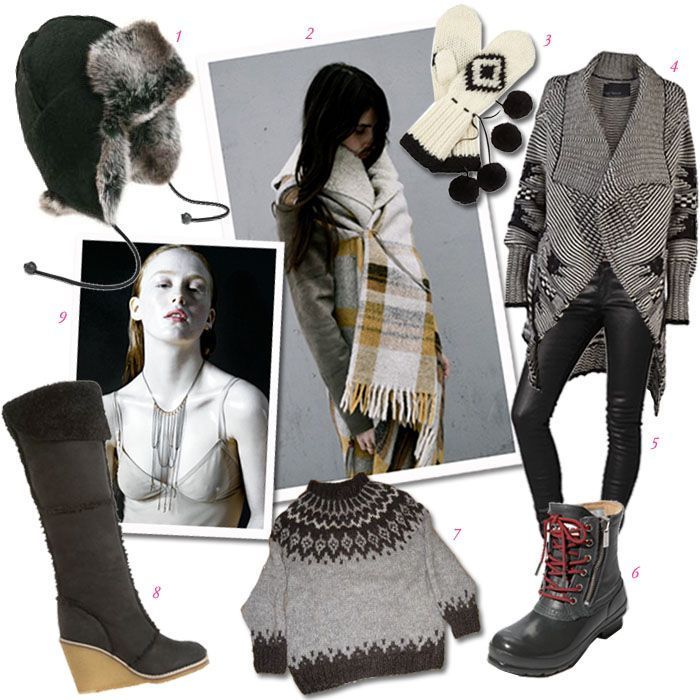 what to wear in iceland winter