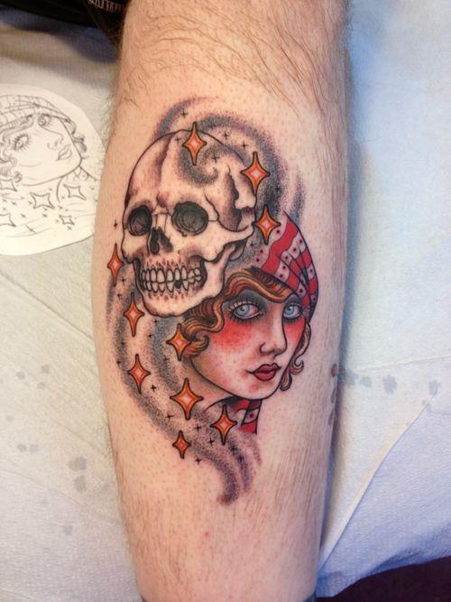 Atlas Tattoo Portland Oregon