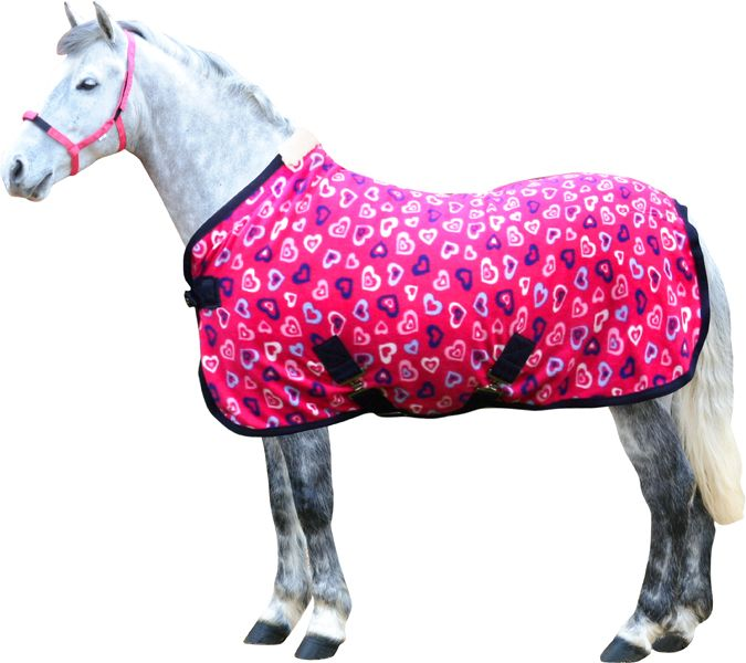 Iv Horse Wee Small Pony Print Fleece Rug And From The Greenwood Collection