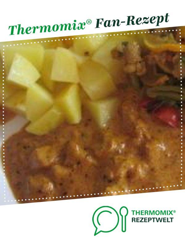 Schnitzeltopf Italienisch mit Kartoffeln und Gemüse