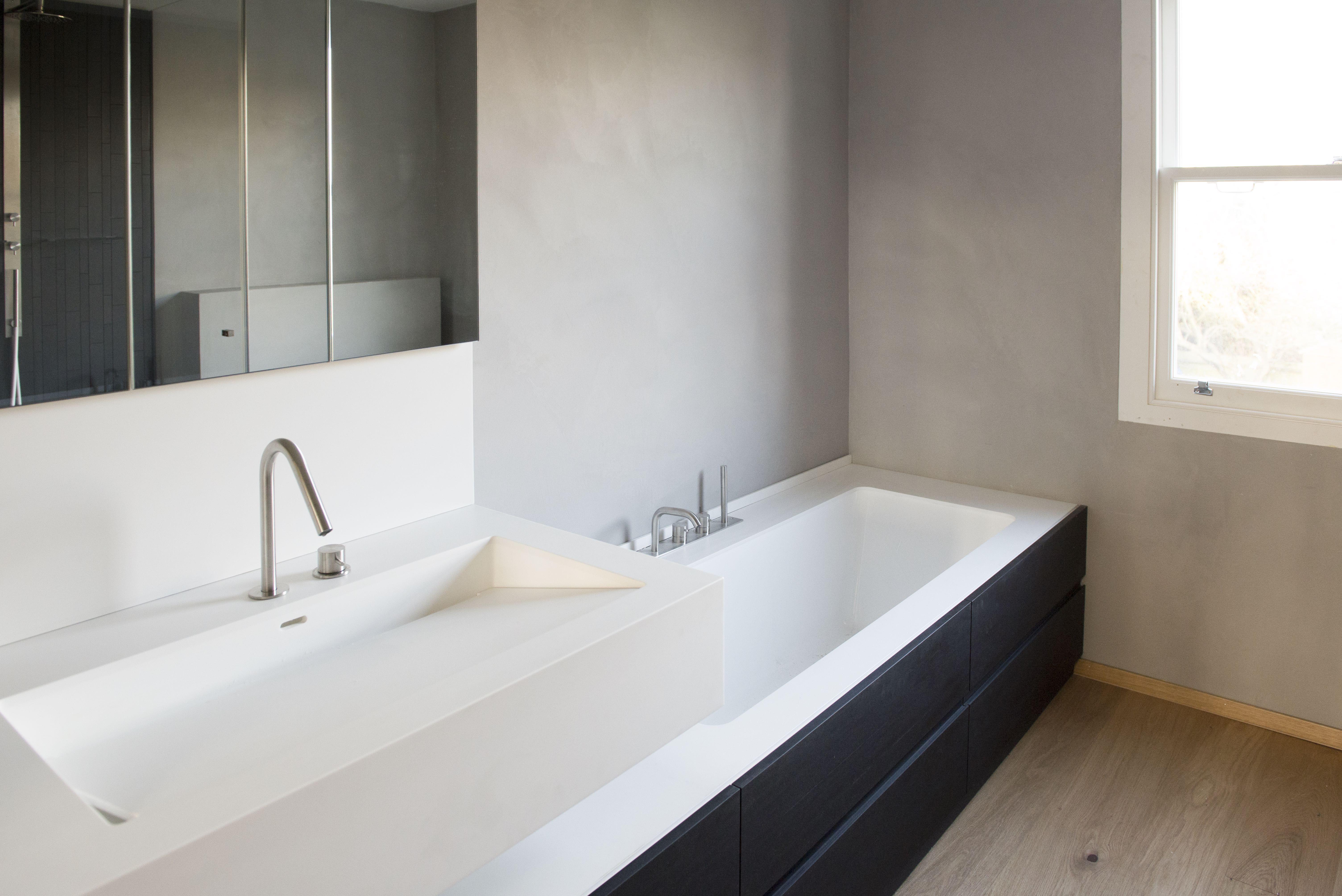 Progetto domestico in #london #himacs #paperstone design ideas for
