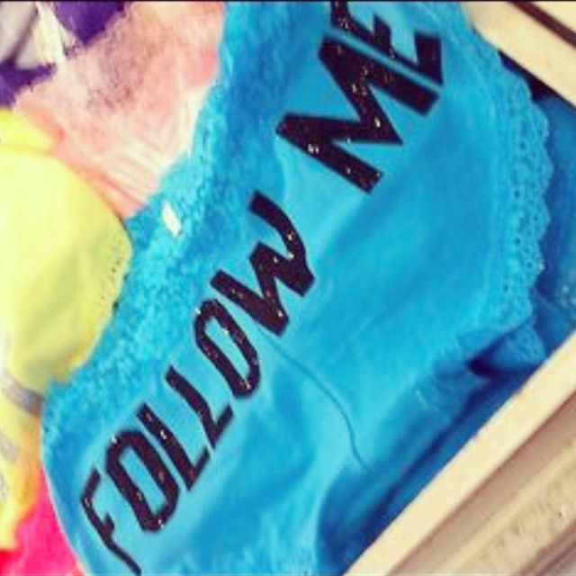 Nuff said. Follow me!!! #pink #victoriasecret