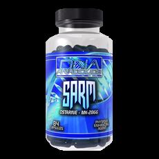 DNA Anabolics: SARM Ostarine (MK-2866), 84 Capsules | Health