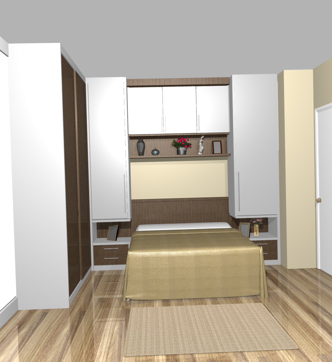 Artesanato Com Cd Reciclado ~ armários planejados quarto menina bebe moveis para loja painel tv lcd closet pequeno para bebe