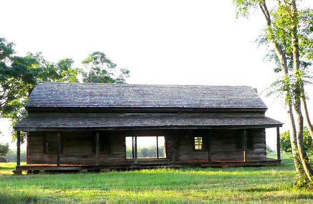 1830 Log Dog Run Cabin Cabin Dog Trot House Dog Runs