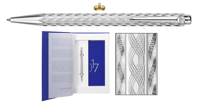 Caran d'Ache Ecridor 2016 Ballpoint Pen Gift Set