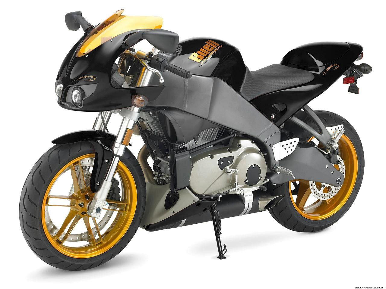 Buell Firebolt. Would love to have a clean, low mileage one ...