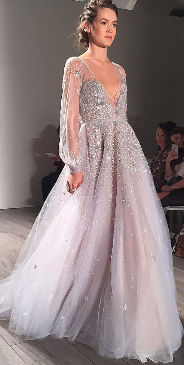 Fairy tale wedding gown | Wedding | Pinterest | Gowns, Wedding and ...