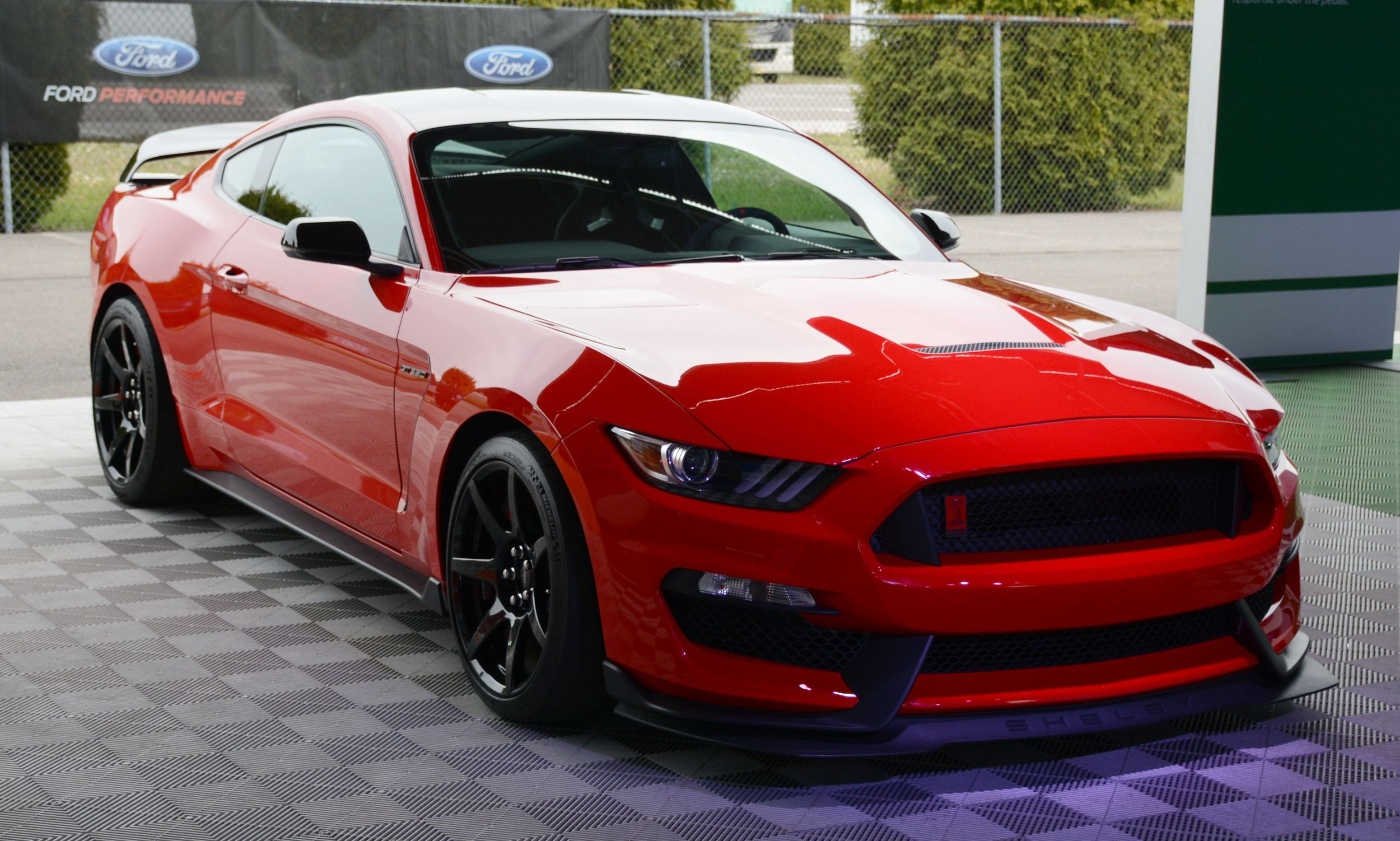 Ford S Latest Shelby Gt350 Is A Mustang Worthy Of The Name