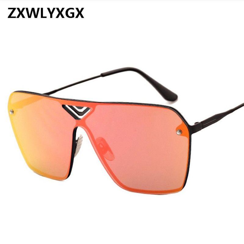 bfc65b191def3 2016 Adult Mirror Goggle Rushed New Sunglasses Fashion Star With The Retro  And Women Glasses Oculos De Sol Feminino Marc
