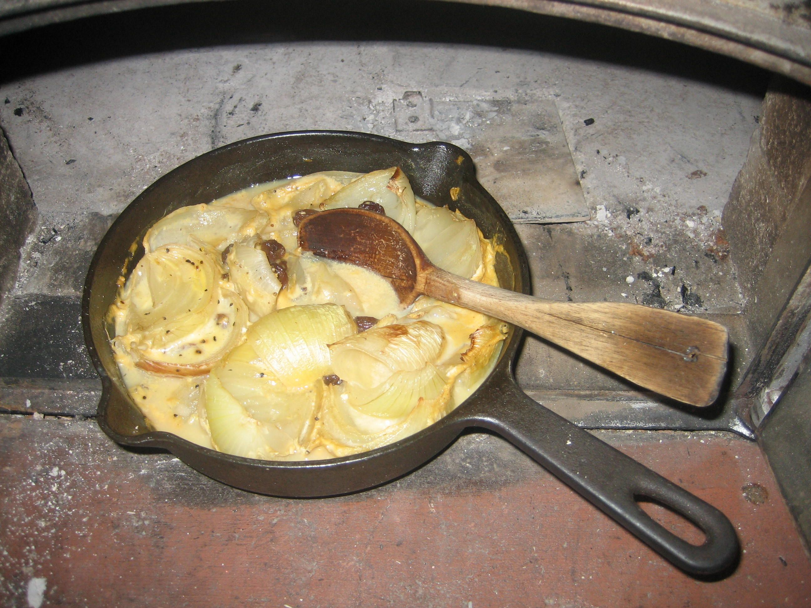 Rusinaiset sipulit
