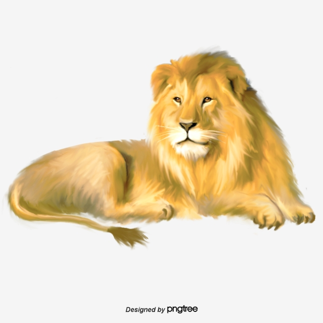 Lion Elements Of Feline Animals Element King Of The Forest Lioness Png Transparent Clipart Image And Psd File For Free Download Animals Animal Silhouette Cute Cartoon Animals