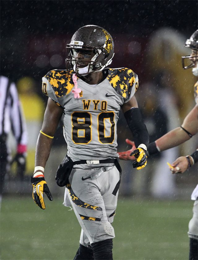 These Hideous Jerseys From Wyoming College Football Uniforms