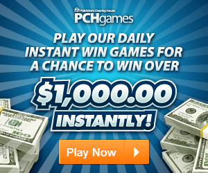 how to win pcg instant win