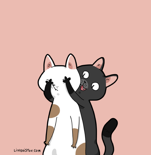 Lingvistov Com Illustrations Doodles Joke Humor Cartoon