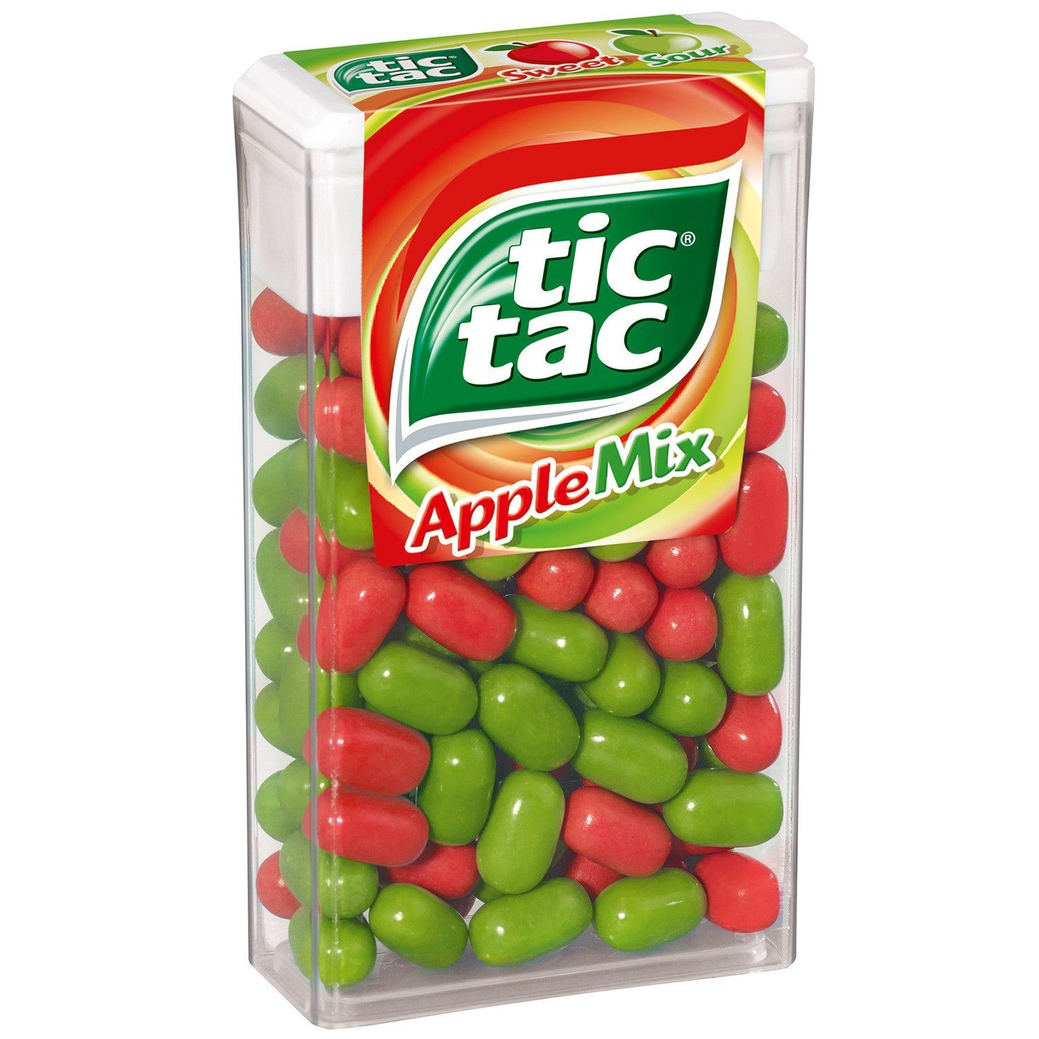 in USA Tic Tac Apple Mix mints 49g Limited Edition