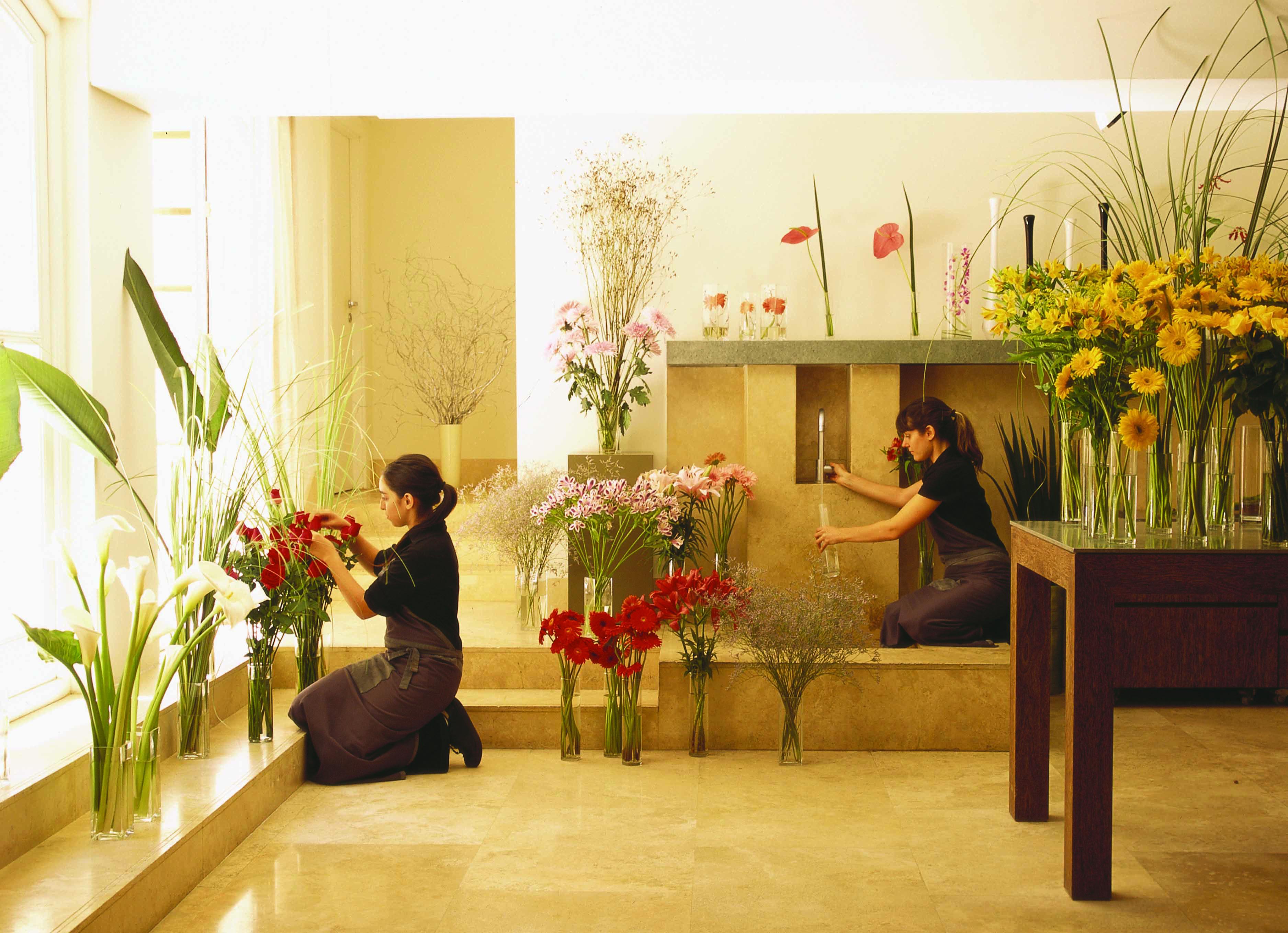 Flower Shop Palacio Duhau Park Hyatt Buenos Aires Hotel Flowers Park Hyatt Luxury Hotel