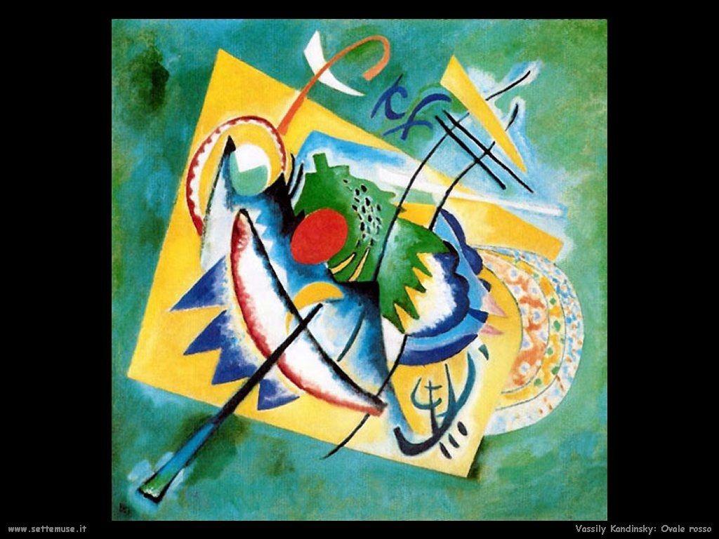 Wassily Kandinsky Pittore Opere Quadri Settemuseit