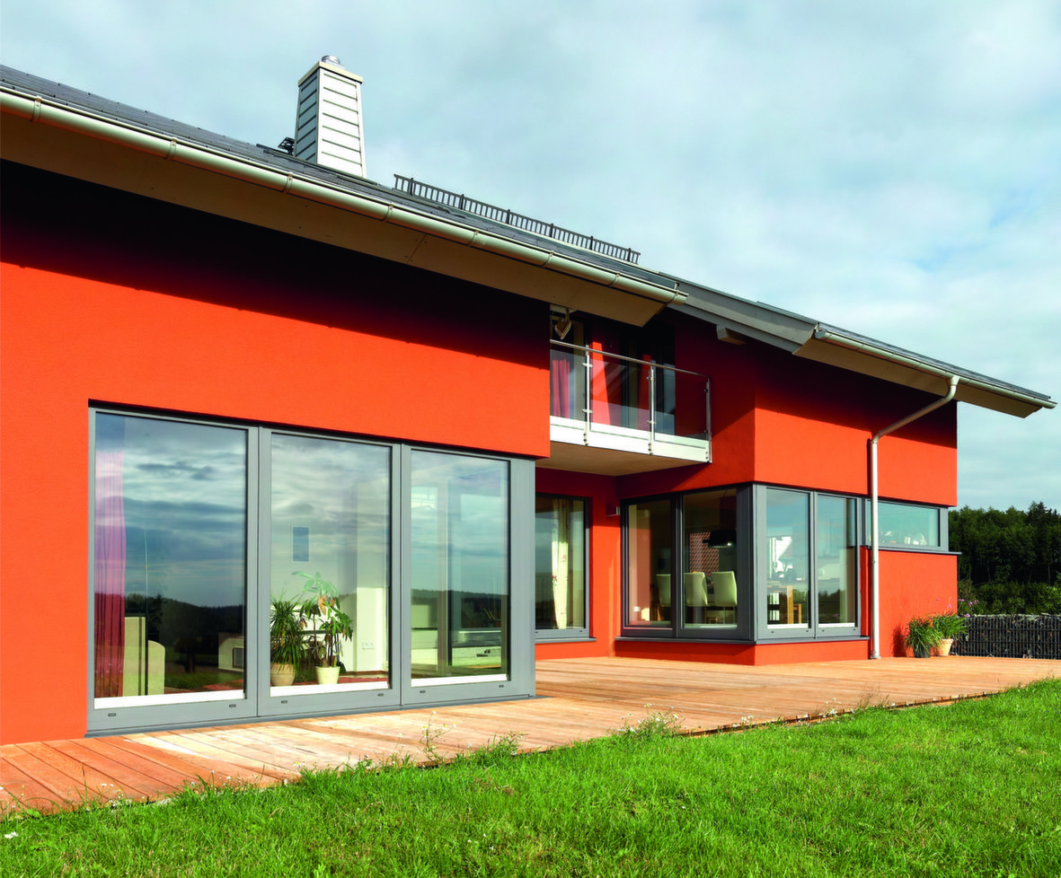 GEALAN colorful windows #sunnyrooms