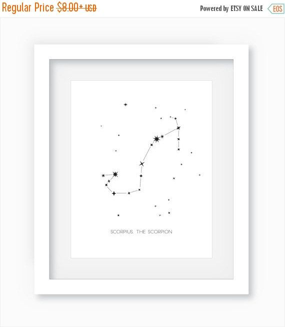 20 Off Scorpius The Scorpion Constellation Scorpio Zodiac