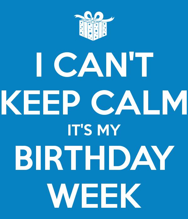 BIrthday Week! Girlfriend Birthday Gift Ideas
