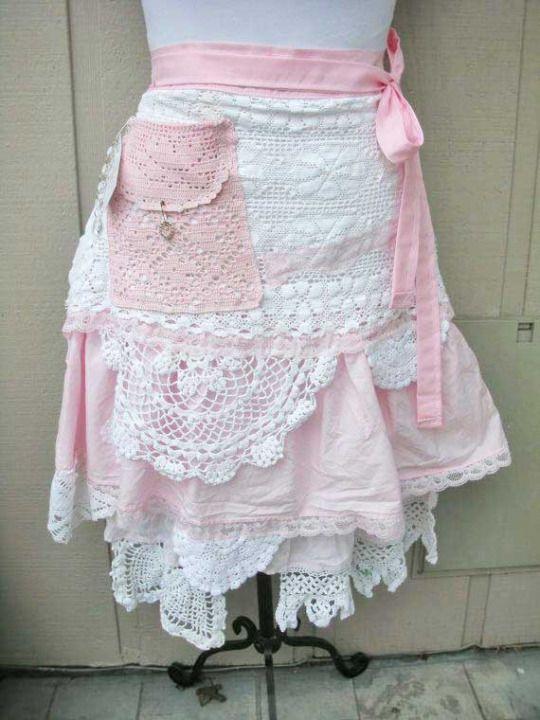 Living a beautiful life everyday   aprons   Pinterest   Costura de ...